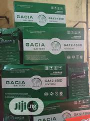 12v 150ah Gacia Battery | Solar Energy for sale in Lagos State, Ojo