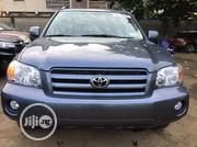 Toyota RAV4 2007 Blue | Cars for sale in Lagos State, Isolo