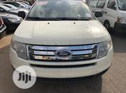 Ford Edge 2008 SE 4dr FWD (3.5L 6cyl 6A) White | Cars for sale in Lagos State, Ikeja