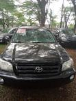 Toyota Highlander 2003 Black | Cars for sale in Magodo, Lagos State, Nigeria