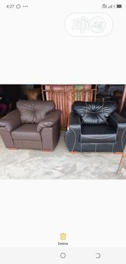 Complet Set of 7seatrs High Quality Beautifully Designd Sofas, Chairs | Furniture for sale in Rivers State, Port-Harcourt