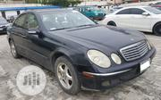 Mercedes-Benz E320 2004 Black | Cars for sale in Lagos State, Lagos Island