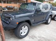 Jeep Wrangler 2014 Black | Cars for sale in Ondo State, Akure North