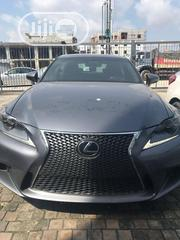 Lexus IS 2016 300 AWD Gray | Cars for sale in Lagos State, Lekki Phase 2