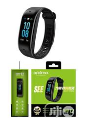 Oraimo Tempo-2 Smart Fitness Bracelet Band For Sports And Exercices | Smart Watches & Trackers for sale in Lagos State, Ikeja