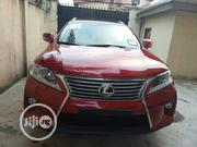 Lexus RX 2014 350 AWD Red | Cars for sale in Lagos State, Amuwo-Odofin