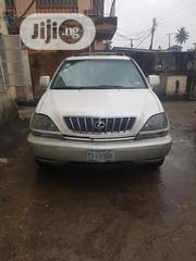 Lexus RX 2002 White | Cars for sale in Lagos State, Gbagada