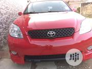 Toyota Matrix 2006 Red | Cars for sale in Lagos State, Isolo
