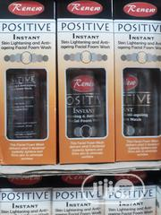 Renew Positive Facial Foam | Skin Care for sale in Lagos State, Lagos Mainland