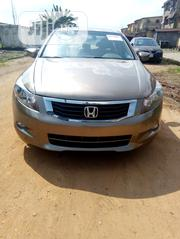 Honda Accord 2008 Gold   Cars for sale in Lagos State, Ikotun/Igando