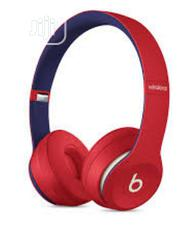 Beats Solo Over-ear Headphone Club Collection Club Red | Headphones for sale in Lagos State, Ikeja