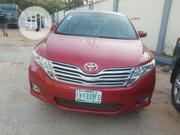Toyota Venza 2010 V6 Red | Cars for sale in Oyo State, Ibadan South West