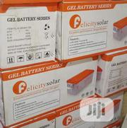 200ah 12volts Felicity Battery   Solar Energy for sale in Lagos State, Ojo