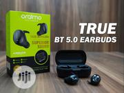 Oraimo Bluetooth Airbuds (True Wireless Earbuds) | Headphones for sale in Lagos State, Ikeja