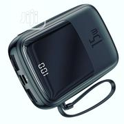 10000mah Qpow 3A Digital Display Power Bank | Accessories for Mobile Phones & Tablets for sale in Lagos State, Ikeja