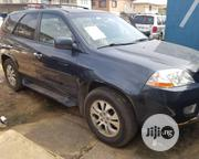 Acura MDX 2003 Gray | Cars for sale in Lagos State, Isolo