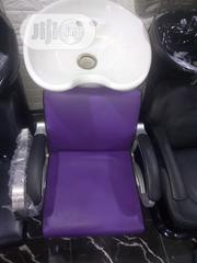 Salon Chair With Sampoo | Salon Equipment for sale in Lagos State, Lagos Island