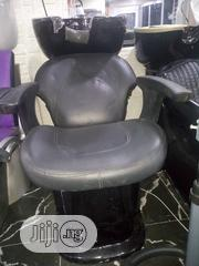 Black Salon Chair With Bowl | Salon Equipment for sale in Lagos State, Lagos Island