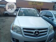 Mercedes-Benz GLK-Class 2010 350 4MATIC Silver | Cars for sale in Lagos State, Alimosho