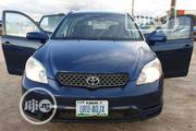 Toyota Matrix 2003 Blue   Cars for sale in Imo State, Owerri North