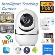 Motion Recording Wi-fi Smart Camera With Human Body Auto Tracking | Security & Surveillance for sale in Lagos State, Ikeja