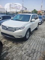 Toyota Highlander 2012 Limited White | Cars for sale in Lagos State, Lekki Phase 1