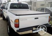 Toyota Tacoma V6 Double Cab 4WD 2004 White | Cars for sale in Lagos State, Surulere