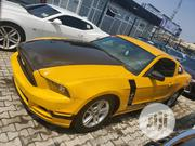 Ford Mustang 2012 V6 Premium Coupe Yellow | Cars for sale in Lagos State, Lekki Phase 1