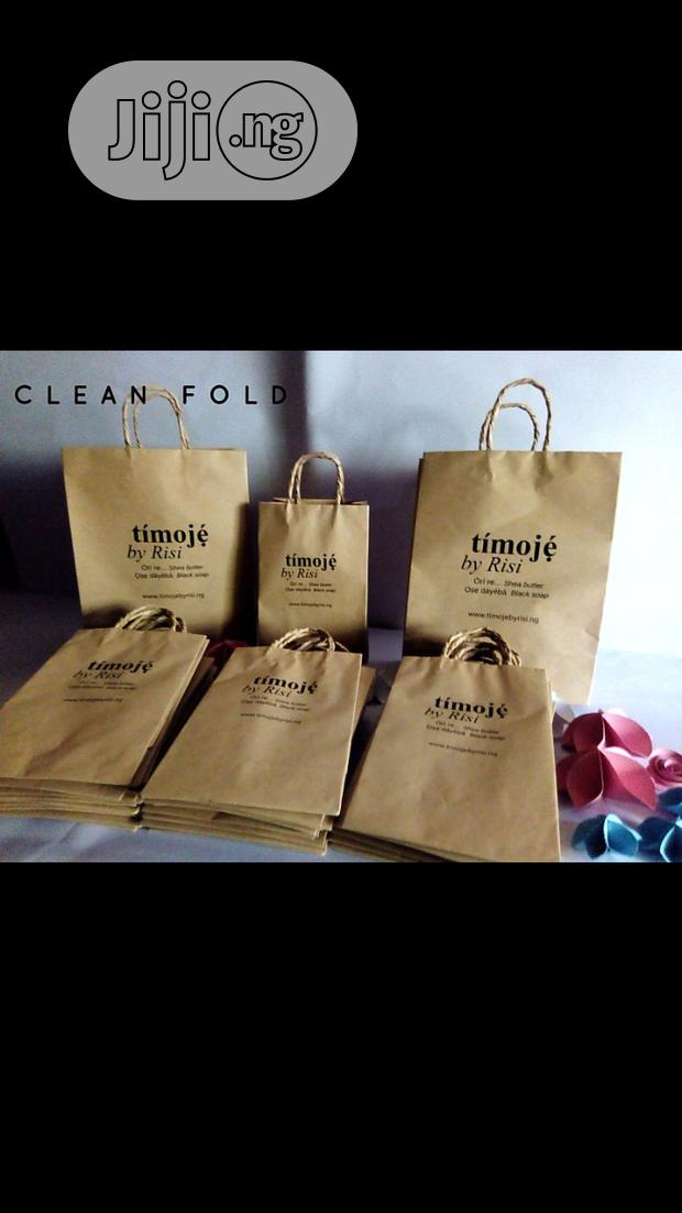 Carrier Bags Gift Bags Product Packaging