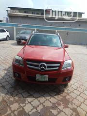 Mercedes-Benz GLK-Class 2010 350 4MATIC Red | Cars for sale in Lagos State, Alimosho