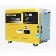 Sumec Firman 6.5kva Diesel Soundproof Generator Sdg7000se | Electrical Equipments for sale in Lagos State, Lagos Mainland