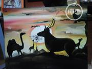 Sunset Nature Painting | Building & Trades Services for sale in Osun State, Boripe