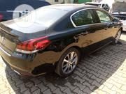 Peugeot 508 2017 Black | Cars for sale in Abuja (FCT) State, Central Business District