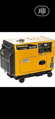 Sumec Firman Diesel Generator 8.5KVA (100% Copper Coil) SDG12000SE | Electrical Equipments for sale in Lagos State, Lagos Mainland