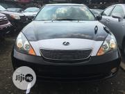 Lexus ES 2005 330 Black | Cars for sale in Lagos State, Apapa