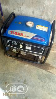 Tiger Generator 5700 | Electrical Equipments for sale in Kwara State, Ilorin South
