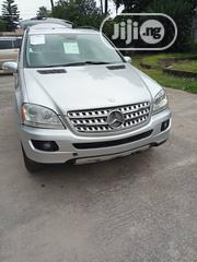 Mercedes-Benz M Class 2006 Silver | Cars for sale in Lagos State, Surulere