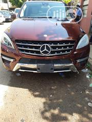 Mercedes-Benz M Class 2014 Red | Cars for sale in Abuja (FCT) State, Garki 2
