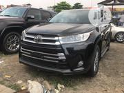 Toyota Highlander 2017 XLE 4x4 V6 (3.5L 6cyl 8A) Black | Cars for sale in Lagos State, Apapa
