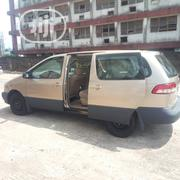 Toyota Sienna 2002 Gold | Cars for sale in Edo State, Oredo