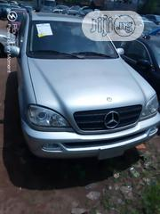 Mercedes-Benz M Class 2003 Silver | Cars for sale in Edo State, Oredo