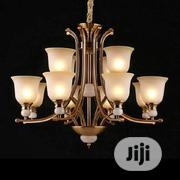 Golden Copper Chandelier | Home Accessories for sale in Lagos State, Ojo
