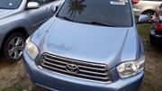 Toyota Highlander 2008 Limited Blue | Cars for sale in Lagos State, Lagos Mainland