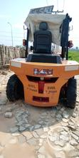 Clean 7 Tons Nissan Forklift 2011 | Heavy Equipment for sale in Ojodu, Lagos State, Nigeria