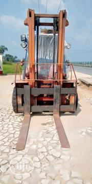 Clean 7 Tons Nissan Forklift 2002 | Heavy Equipments for sale in Lagos State, Ojodu