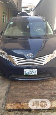 Toyota Sienna XLE 7 Passenger 2011 Blue | Cars for sale in Lagos State, Ikeja
