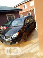 Pontiac Vibe 2002 GT Black | Cars for sale in Lagos State, Mushin
