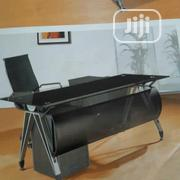 Glass Office Executive Table | Furniture for sale in Lagos State, Ojo