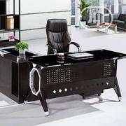 Executive Office Glass Table | Furniture for sale in Lagos State, Ojo