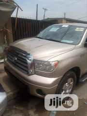 Toyota Tundra 2008 Gold | Cars for sale in Lagos State, Ikeja